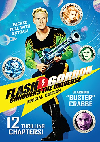 Preisvergleich Produktbild Flash Gordon Conquers the Universe [Import anglais]