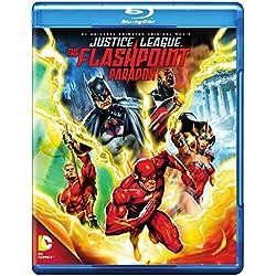 Dcu: Justice League - The Flashpoint Paradox (2 Blu-Ray) [Edizione: Stati Uniti] [Reino Unido] [Blu-ray]