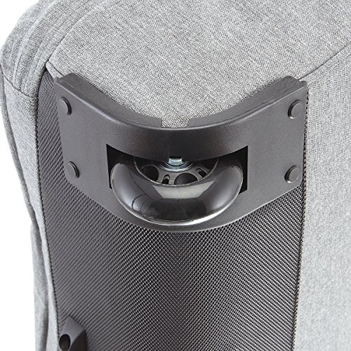 Eastpak Authentic Businesstrolleys Tranverz H 20M tailgate grey black denim