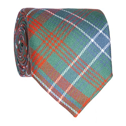 Lochcarron Tartan Reiver Tie Wilson Ancient