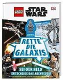 LEGO Star Wars Rette die Galaxis: Mit U-3PO Minifigur. Sei der Held. Entscheide das Abenteuer!