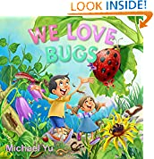 #4: WE LOVE BUGS (Children Bedtime story picture book)