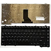Toshiba Satellite M35X-S114 Nero Layout Stati Uniti Tastiera sostitutiva per