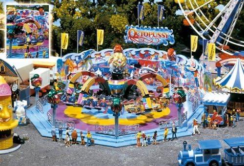 Faller - - - F140426 - Modélisme - Carrousel Octopussy | élégante Et Gracieuse  437816