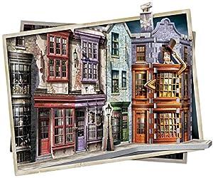 Harry Potter Winkelgasse Puzzle
