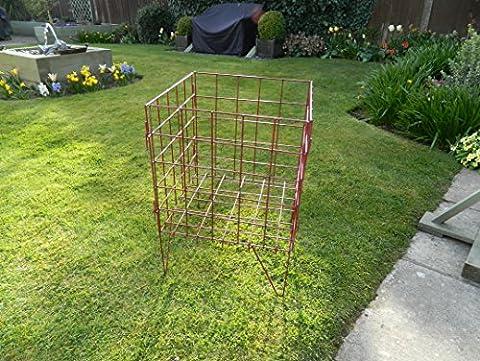 Facile à assembler, Gardening Incinérateur de jardin