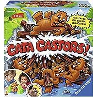 Ravensburger - 21884 - Jeux de Société - Cata Castors!