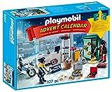 Playmobil - Calendario de adviento Robo en la joyería (9007)