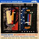 Britten : Les Illuminations. Piau, Collins, Zehetmair.