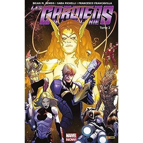 Les Gardiens De La Galaxie: Marvel Now! Vol. 2: Angela