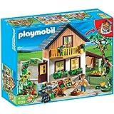 Playmobil - Granja Casa De Agricultores (5120)