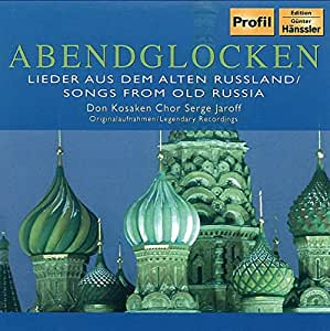 Songs from Old Russia [Import allemand]
