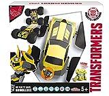 Majorette - 213115000 - Véhicule Electrique - Transformers - Radio Commande - Bumblebee 1