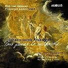 Froberger Edition, Vol. 4 / Pour passer la m�lancolie