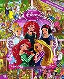 Disney Princesses cherche et trouve