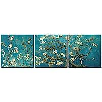Drucken von Vincent Van Gogh Leinwand Wand Kunst Malerei Zuhause Malerei Zweig von Einem Van Gogh-Motiv Mandelbaum in…