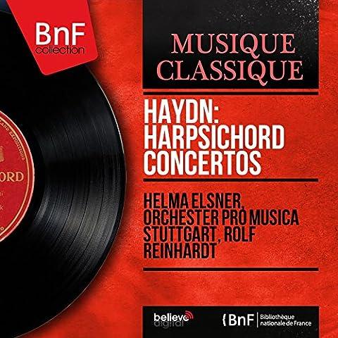 Keyboard Concerto In F Major, Hob. XVIII:3: I. Allegretto