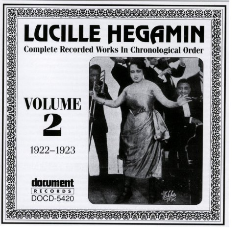 Lucille Hegamin Vol. 2 (1922-1923)