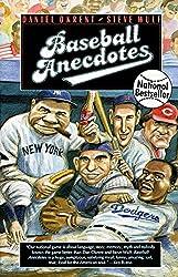 Baseball Anecdotes RI by Daniel Okrent (1993-02-17)