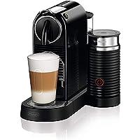 De'Longhi Nespresso Citiz EN267.BAE Kaffemaschine, Hochdruckpumpe und ideale Wärmeregelung mit Aeroccino…