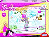 Frank Barbie Puzzle, Pink (150 Pieces)