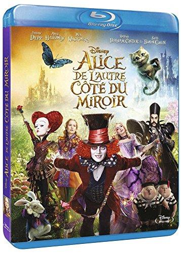 Alice de l'autre côté du miroir [Blu-ray]