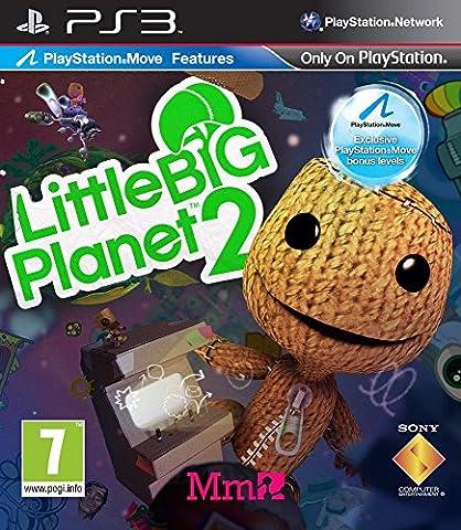 Little big planet 2 (jeu PS Move)