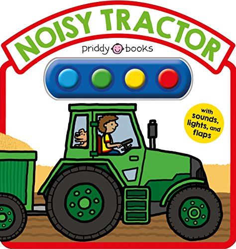 Noisy Tractor Sound Book (Simple Sounds) por Roger Priddy