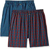 #8: Jockey Men's Cotton Boxers (Pack of 2)