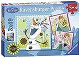 Disney Ravensburger Frozen Fieber Puzzle (3x 49Teile)