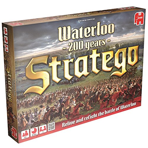 Jumbo 18121 - Brettspiel - Stratego Waterloo