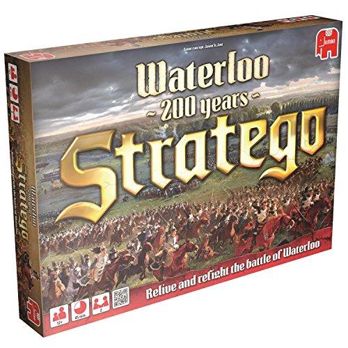 Stratego Waterloo Niños y adultos Estrategia - Juego de tablero (Estrategia, Niños y adultos, 45 min, Niño, 8 año(s), Alemán, Holandés, Inglés, Francés)