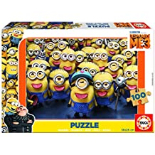 Despicable Me 3 - Puzzle de 100 piezas (Educa Borrás 17233)