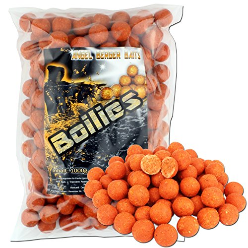 Angel Berger Magic Baits Boilies 1 Kg (Magic Tutti Frutti, 18mm)