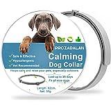Collare Calmante per Cani, Collare Calmante per Cani Regolabile Allevia Efficacemente l'ansia Del Cane, 30 giorni di durata