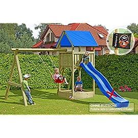 Gartenpirat-Premium-Spielturm-S-mit-Schaukel-und-Sandkasten