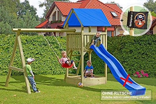 kletterger st kletterturm spielturm im garten bei. Black Bedroom Furniture Sets. Home Design Ideas