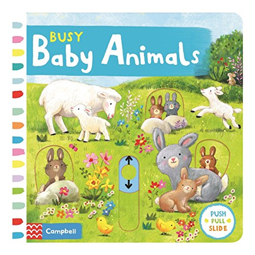 Busy Baby Animals (Busy Books) por Ag Jatkowska