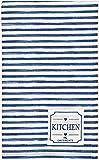 GreenGate Geschirrtuch - Tea Towel - Sally Indigo