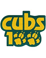 Cub Scouts Cubs100 Embroidered Fun Badge - 6.7 cm