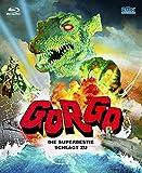 GORGO - DIE SUPERBESTIE SCHLÄGT ZU Limited Edition im Mediabook Format Blu-Ray Cover B