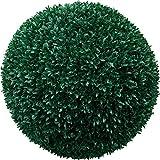 TLC künstliche Buchsbaumkugel (dunkel grün LIGUSTER) Ø 15 bis 50 cm (Ø 50 cm)