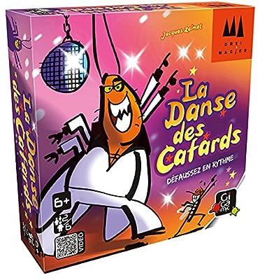 Gigamic - DRKDA - Jeu de carte - Danse Des Cafards