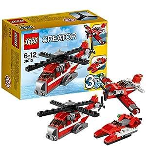 Lego Creator 31013 - Roter Hubschrauber
