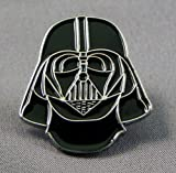 Anstecker, Metall, Emaille, Motiv Star Wars Darth Vader
