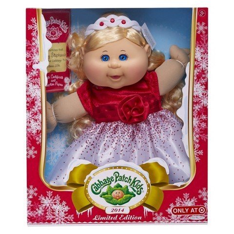 cabbage-patch-kids-exclusive-limited-edition-holiday-2014-haarfarbe-blond-kleid-in-rot-weiss