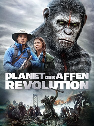 Planet Der Affen - Revolution Cover