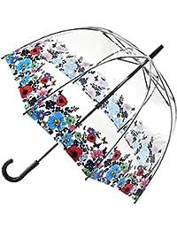 Fulton Birdcage 2 en forme de dôme parapluie fleurs sauvages