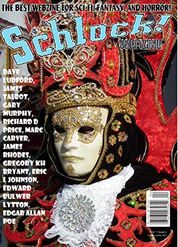 Schlock! Webzine Vol 7, Issue 10