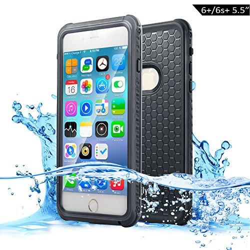Dailylux Funda Impermeable iPhone 6s Plus Funda iPhone